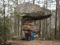 Chattanooga Day Hiking Trails